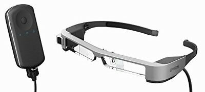 EPSON MOVERIO Smart Glass Organic EL Panel High Definition BT-300 from japan F/S