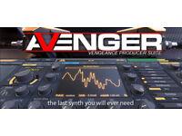 Vengeance Avenger Producer Suite For Cubase, Ableton etc