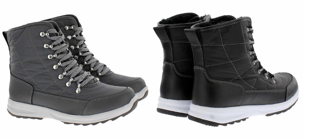 NEW Weatherproof Women's Katie Lightweight Water Repellent Snow Sneakers Variety