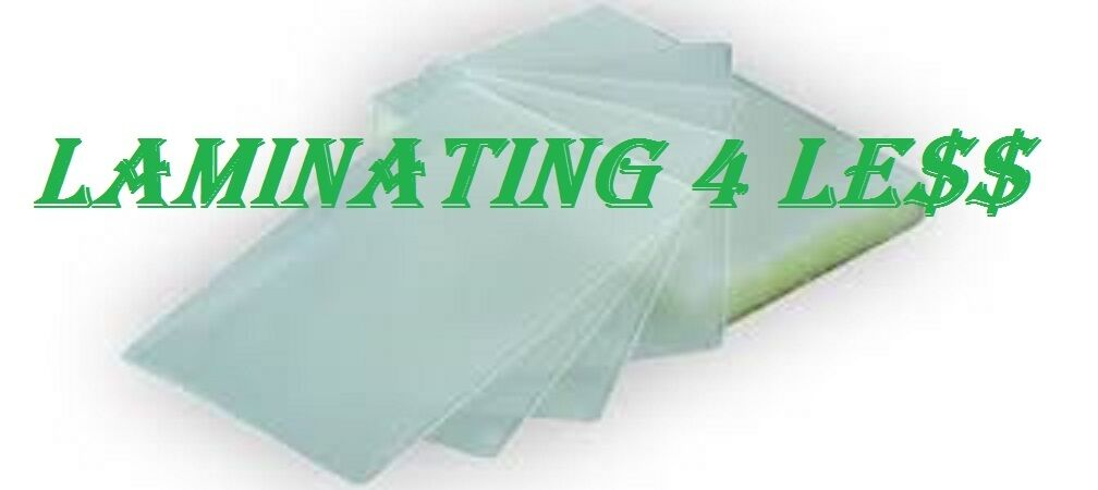 LAMINATING 4 LE$$