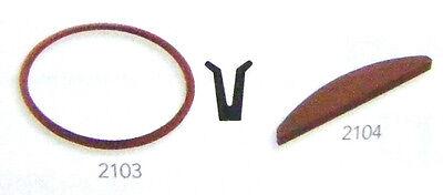 Dci Door Gasket Seal For Pelton Crane Delta Validator 10 Dental Autoclave