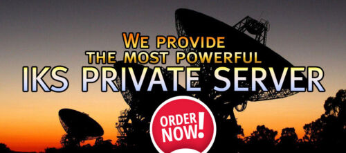 IKS Server For North America FTA Satellite Receiver 110/119