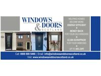 Windows and Doors Scotland | uPVC, Double Glazing, Conservatories, Sunrooms & More