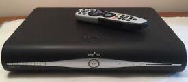 Sky + HD Box and Remote Control
