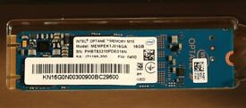 Intel Optane Memory Module 16GB M.2 80mm