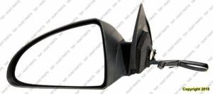 Door Mirror Power Driver Side Coupe/Convertible With Folding PONTIAC G6 2005-2010