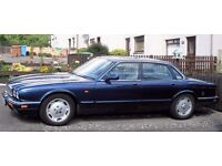 JAGUAR XJ EXECUTIVE AUTOMATIC LPG CONVERSION SPARES OR REPAIR