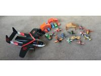 Disney Planes and cars collection