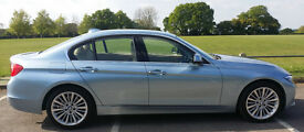BMW 3 SERIES 3.0 335i Luxury 4dr - ONLY 4,800 MILES!!