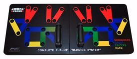 Power Press Up Pushup training System - Complete