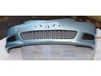 Front Bumper - Mazda 3