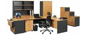 WE BUY AND SELL OFFICE FURNITURE - desk table chair cabinet work Murarrie Brisbane South East Preview