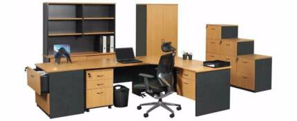 WE BUY AND SELL OFFICE FURNITURE - desk table chair cabinet work