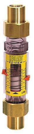 HEDLAND H624-016 Flowmeter,GPM/LPM  1.0 - 16 / 5-60