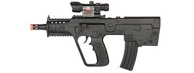 UKARMS Spring Mini L85 British Tactical Assault Airsoft Rifle 6mm BB Gun w/ BBs