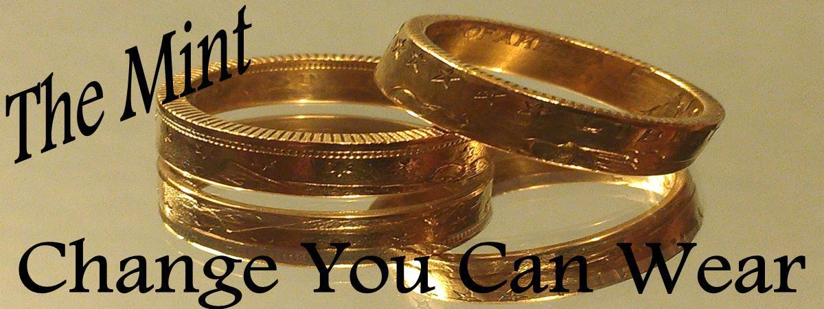 Coin Rings from The Mint