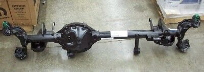 Jeep Front Differential (08-15 Jeep Wrangler JK front axle assembly 68004068AC Differential 3.21 Dana 30 )