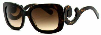 Prada Damen Sonnenbrille PR27OS 2AU-6S1 54mm Minimal Baroque havana braun H