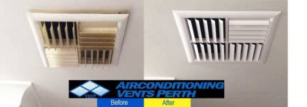 AIR CONDITIONING VENT REPLACEMENT PERTH