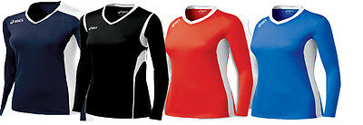 Asics Womens Digg Long Sleeve Athletic Top