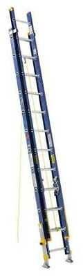 Werner D8224-2eq Extension Ladder Fiberglass 24 Ft. Type Ia
