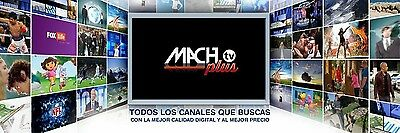 MACHTV private channel For ROKU Peliculas, Series, NBA, NFL Adultos..