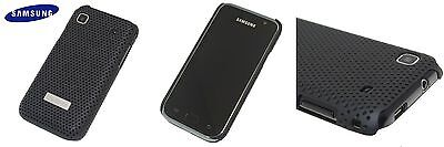 ◆New GENUINE Original Anycall mesh case cover Black for Galaxy S Samsung