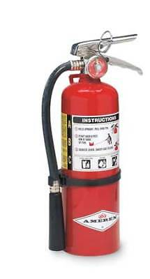 Amerex B424 Fire Extinguisher 2a10bc Dry Chemical 5 Lb