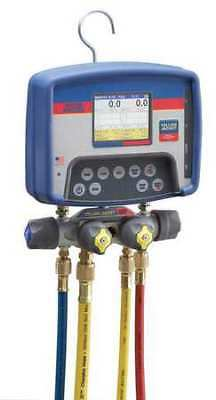 Yellow Jacket 40870 Refrigerant Digital Analyzer4-valve