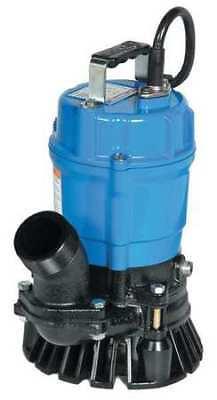 Tsurumi Hs2.4s-62 Submersible Trash Pump12 Hp110v