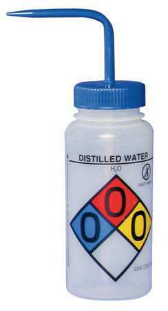Sp Scienceware F11832-0004 Wash Bottle 32 Oz., 2 Pack, Mouth: Wide