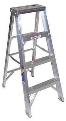 404 4 ft aluminum 375 lb capacity