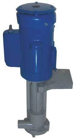 SETHCO ZDX 1/2CS Pump, Vertical, 1/4 HP, 115V