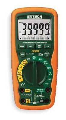 EXTECH EX530 Industrial Digital Multimeter, 20A, 1000V