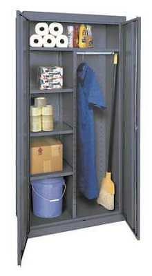 Zoro Select 1ufa4 Combination Storage Cabinet72x36gray