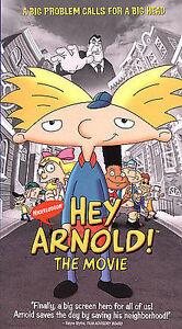Hey Arnold! The Movie (VHS, 2002)   eBay