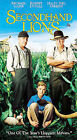 Secondhand Lions VHS Tapes