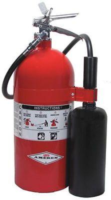 Amerex 330 Fire Extinguisher 10bc Carbon Dioxide 10 Lb.