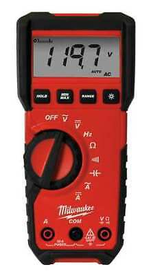 Milwaukee 2216-20 Digital Multimeter600v10a40 Mohms