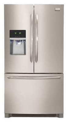 Frigidaire French Door Refrigerator, French Door, 27.8 cu. f