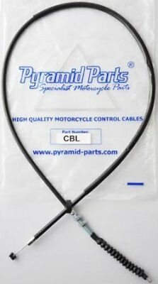 FRONT BRAKE CABLE CBL24 <em>YAMAHA</em> XT125 82 86  DT125 MX 79 83