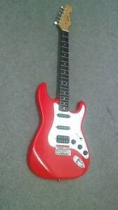 Esprit Stratocaster electric guitar.Fender style headstock
