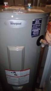 Used Electrical Hot Water Tank US Gallon 40..$255/=.416 473 1859