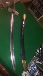 RARE Antique City Police Swords England $499 each