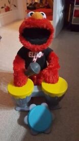 """Let's Rock Elmo"""