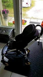 Stroller, easy light stroller