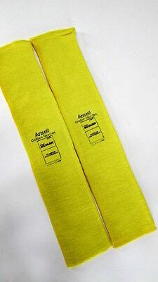 Ansell Hyflex 70-128 Industrial Cut Heat Resistant Kevlar Sleeves See Specs