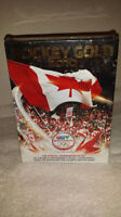 """New"" Hockey Gold 2010 DVD Vancouver Olympic Games"