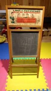 children's standup blackboard