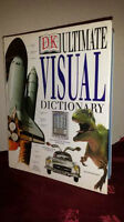 Ultimate Visual Dictionary Revised - Hardcover